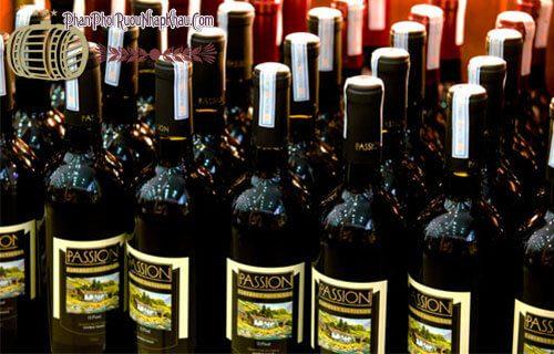 cách chọn rượu vang chile