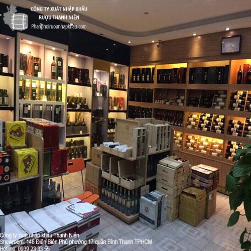 đại lý rượu vang tại tphcm