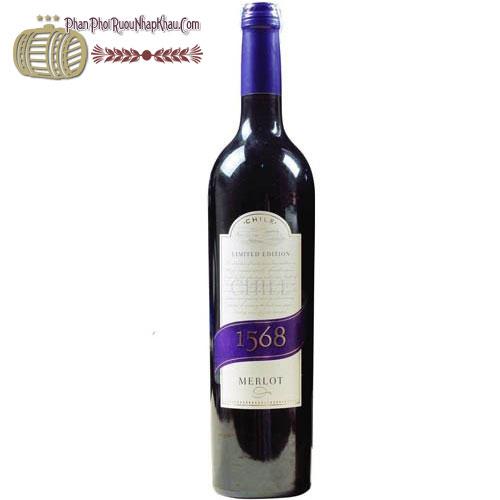 rượu vang chile 1568
