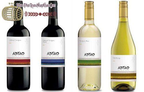 rượu vang chile abtao