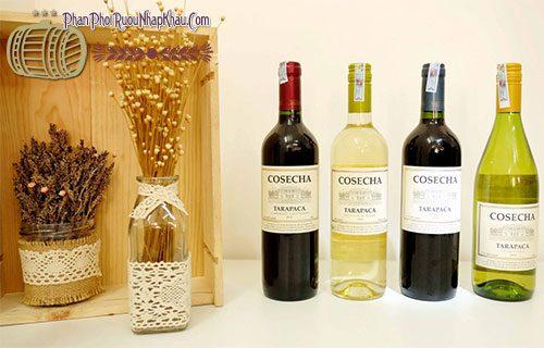 rượu vang chile tarapaca
