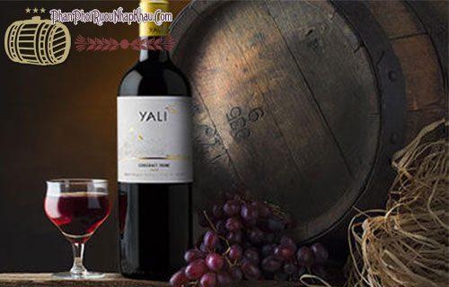 rượu vang chile yali