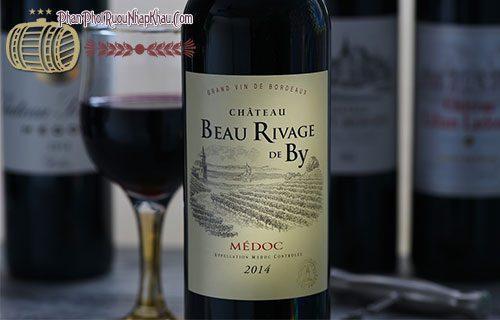 rượu vang pháp medoc