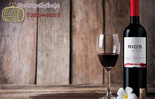 rượu vang rios de chile