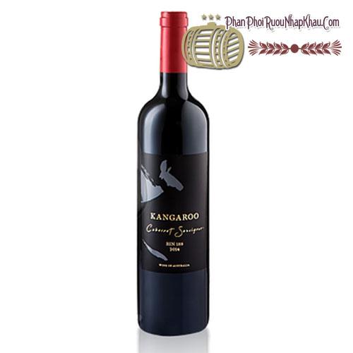 Rượu vang Kangaroo Bin 188 xuất xứ từ Úc