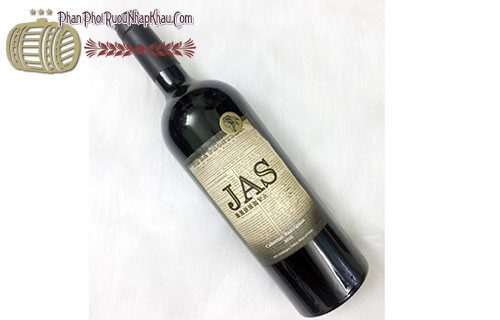 rượu vang chile jas