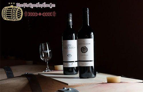 rượu vang pháp maison
