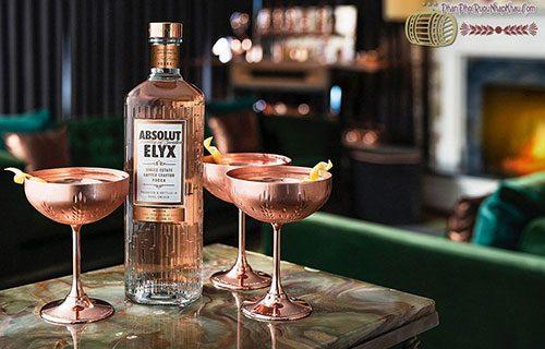 Rượu Absolut Elyx