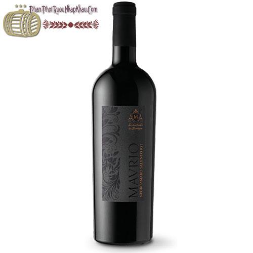 rượu vang mavrio