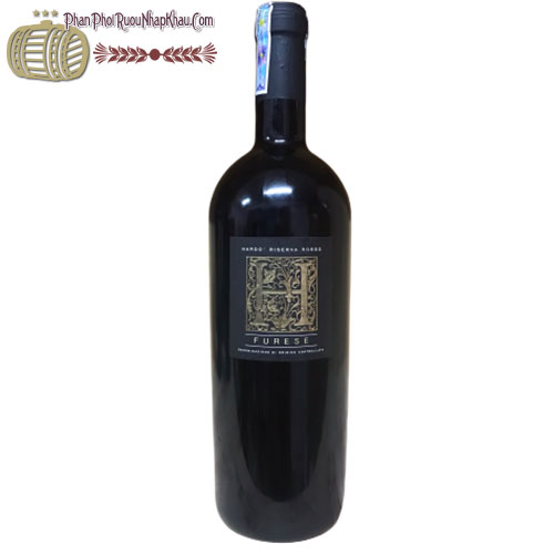 rượu vang ý furese h