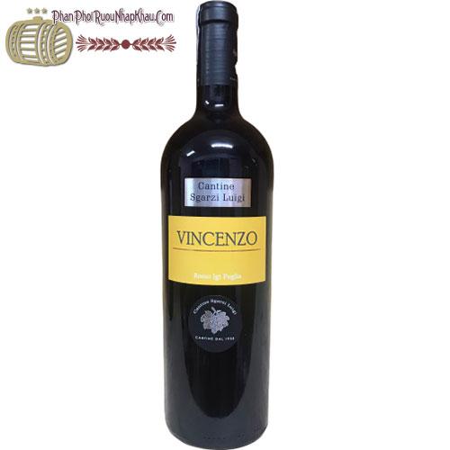 rượu vang vincenzo
