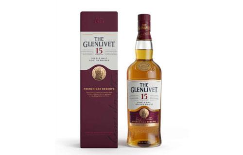 Rượu Glenlivet 15 năm