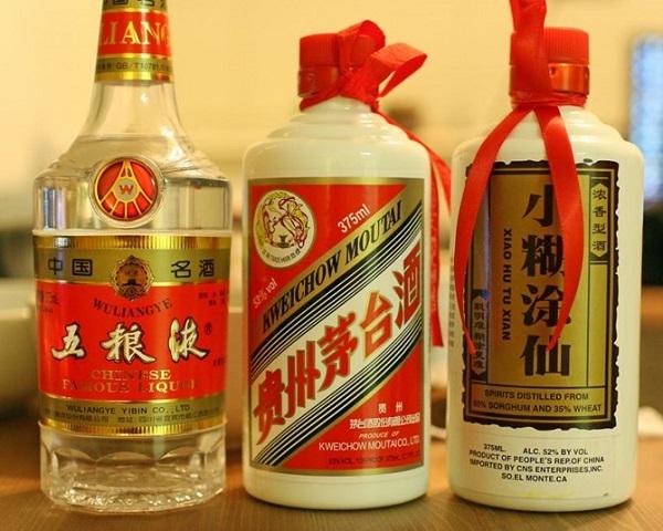Top những loại rượu Trung ngon và phổ biến tại Việt Nam
