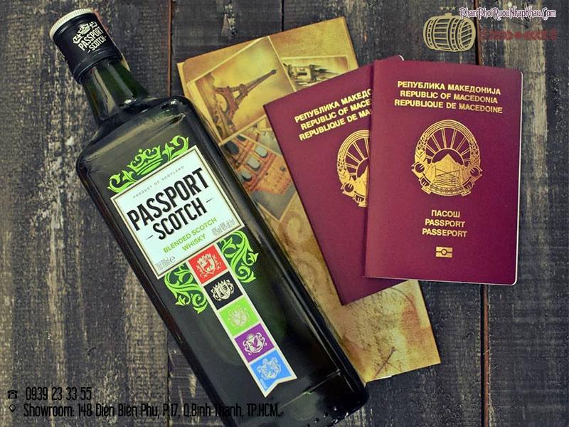 Rượu Passport