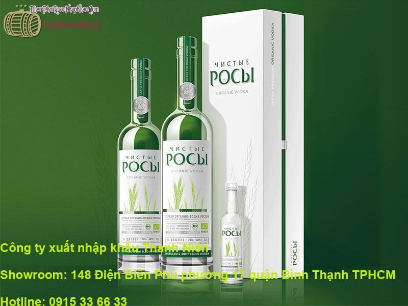 rượu pochi organic vodka