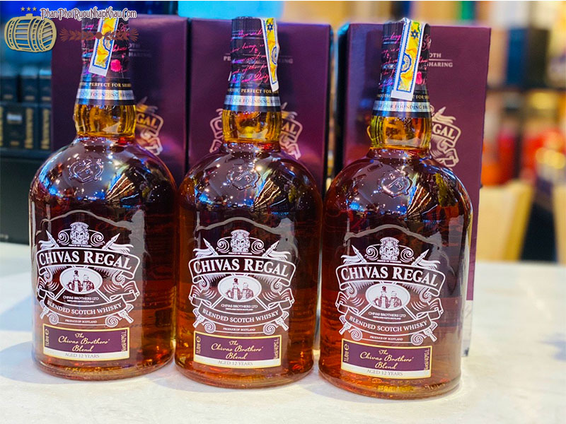 chivas 12 the brothers blend