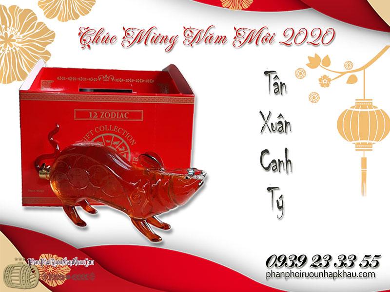 rượu chuột Nga 2020